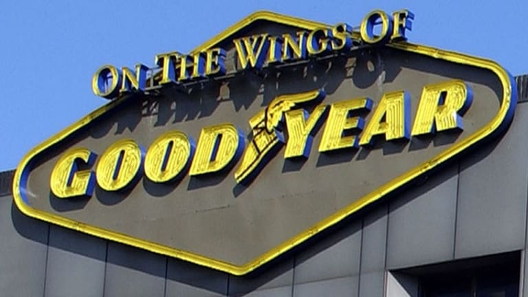 It's a Great Market for Tires, so What Could Go Wrong for Goodyear?
