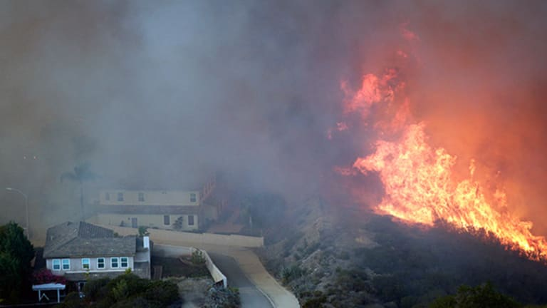 Wildfires and Climate Change: It's Enough to Make You Sick