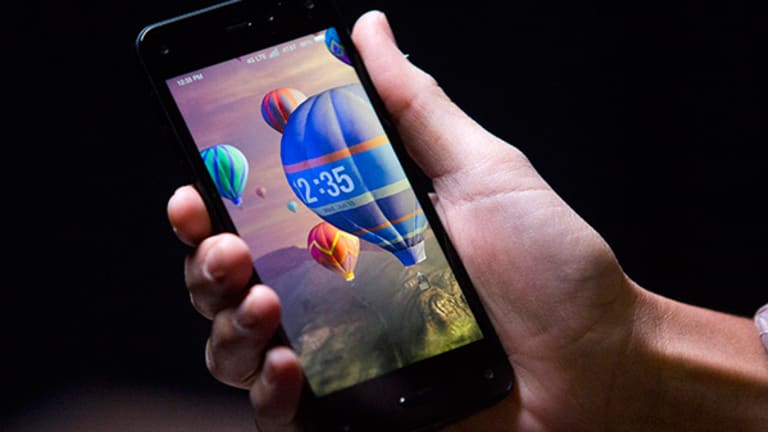 Will Amazon Get Burned by Its New Fire Phone?