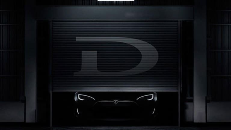 'Unveil the D'? What Tesla's Elon Musk Is Up to With Mysterious Tweet