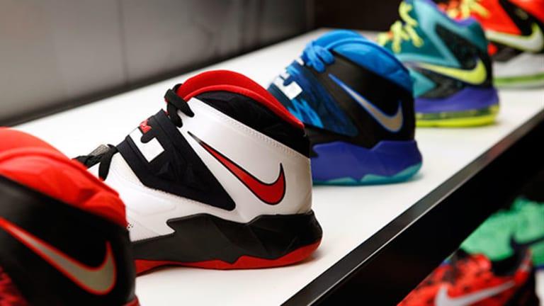 Running Up Sales for Nike, Foot Locker