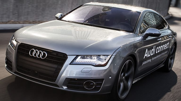 Audi May Have Outdone Google in Race for Self-Driving Car