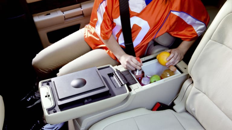 5 Family-Friendly Car Features
