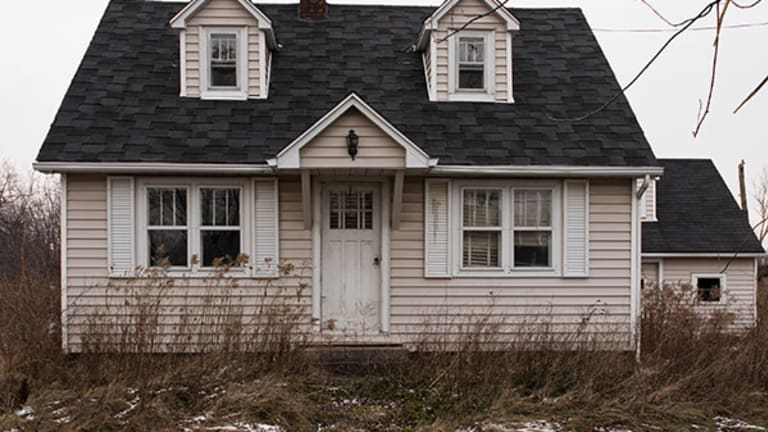 Zombie Foreclosures Are Haunting Towns Across the United States