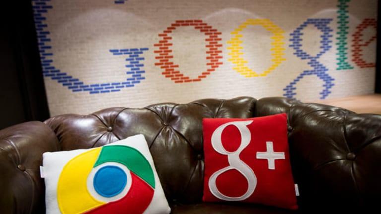 Jim Cramer: Google's the NFL of Brains