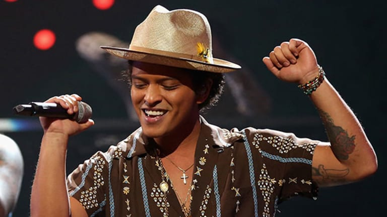 The NFL Has No Faith in Bruno Mars