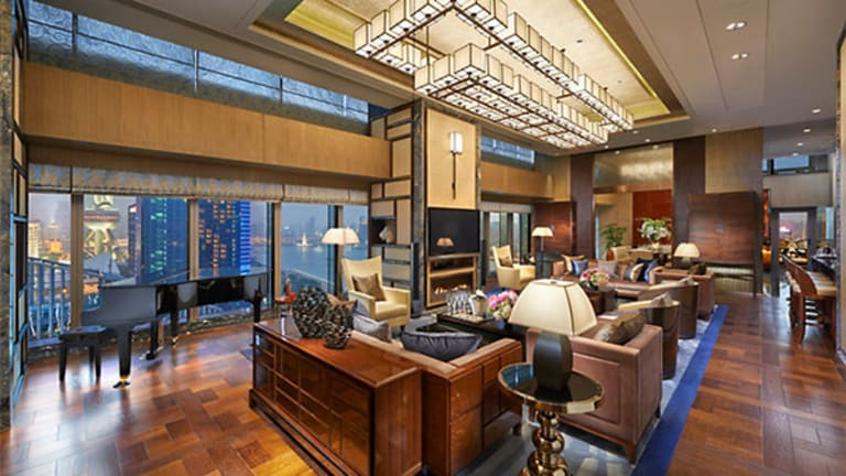 The 10 Most Expensive Hotel Suites in the World