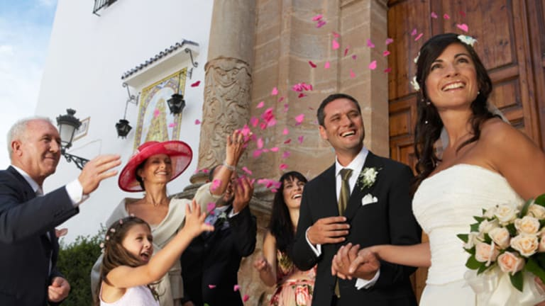 Cost of Attending a Wedding Jumps to $600