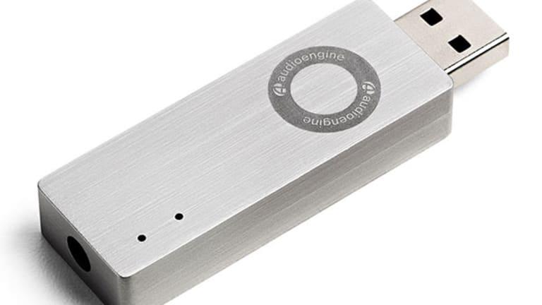 Affordable Digital Audio: Audioengine D3