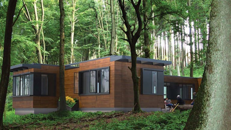 The 1% Is About to Meet the Prefab Home