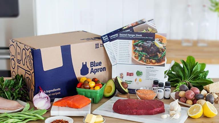 Blue Apron Takes On Amazon and Walmart With Unique Recipe