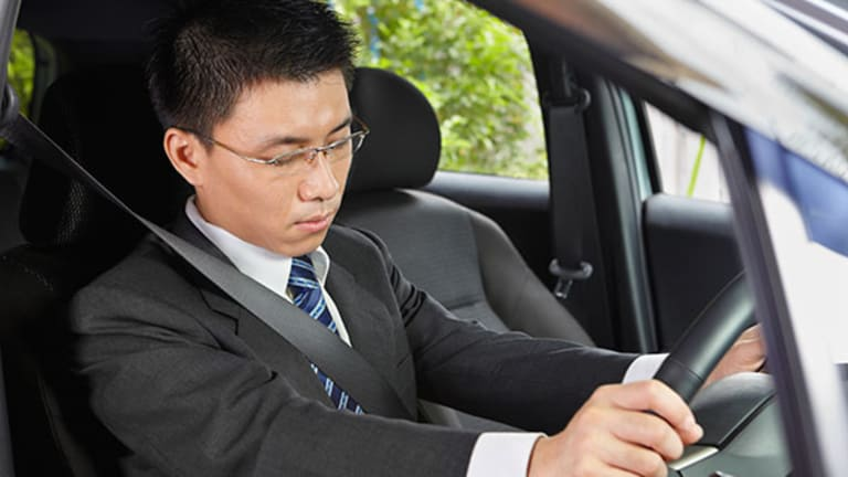 5 Signs You're Too Tired to Drive