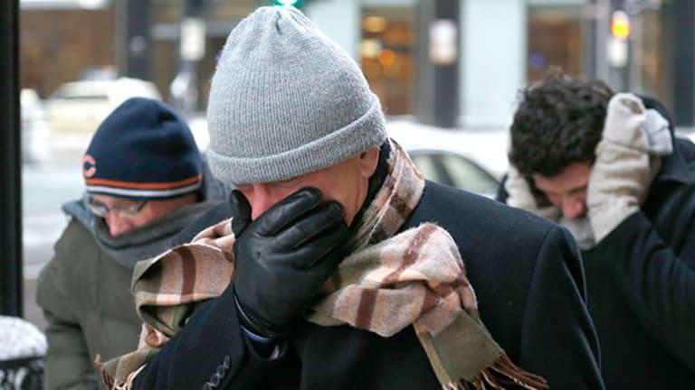 Cold? Blame Global Warming