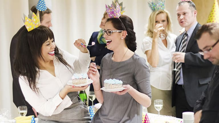 Say No to Office Parties That Cost You Too Much
