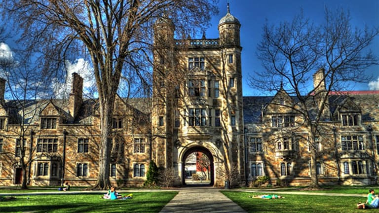 The 10 Richest Colleges in America