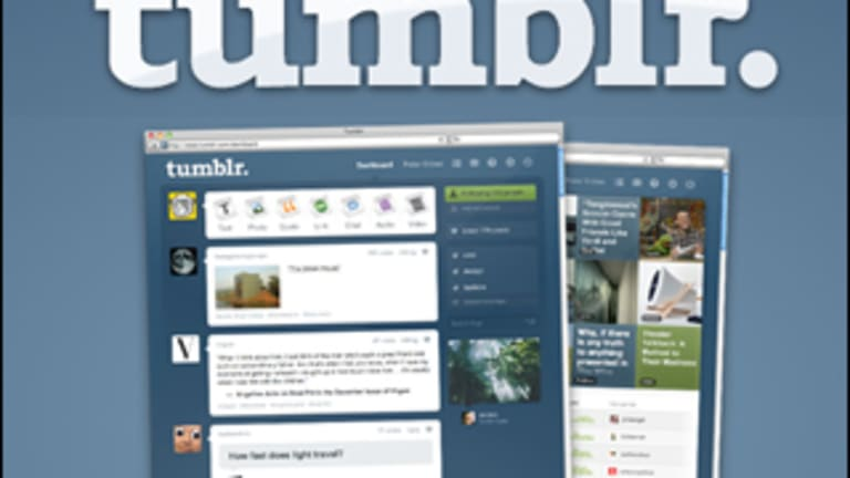 Yahoo! Is 'Pleasantly Surprised' at Tumblr's Potential