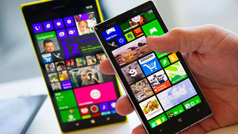 Windows Phone App Store Grows, iOS, Android Gain Continue to Lead