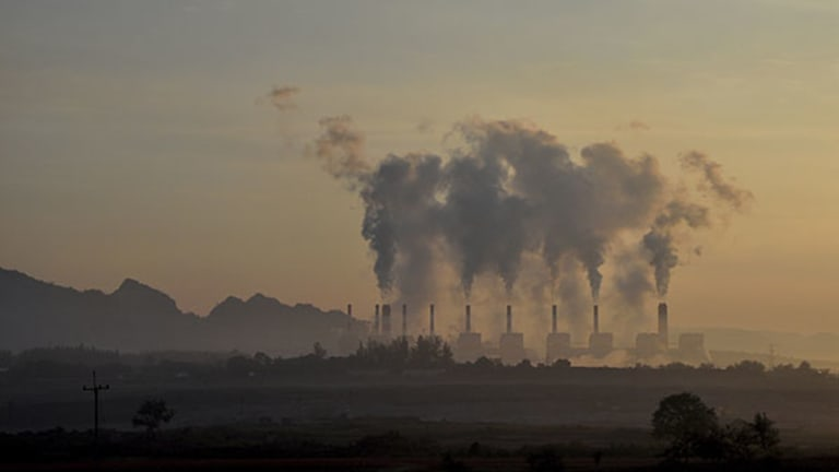Energy Industry Ignores Global Warming