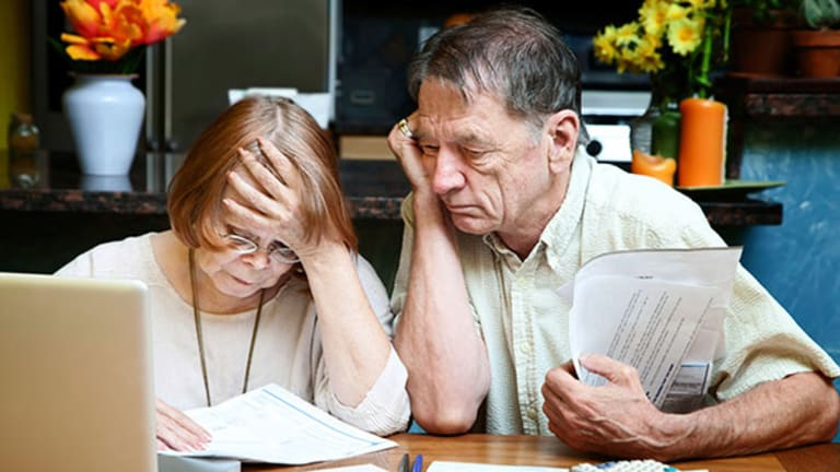 How Anxious Retirees Can Survive Amid Market Volatility