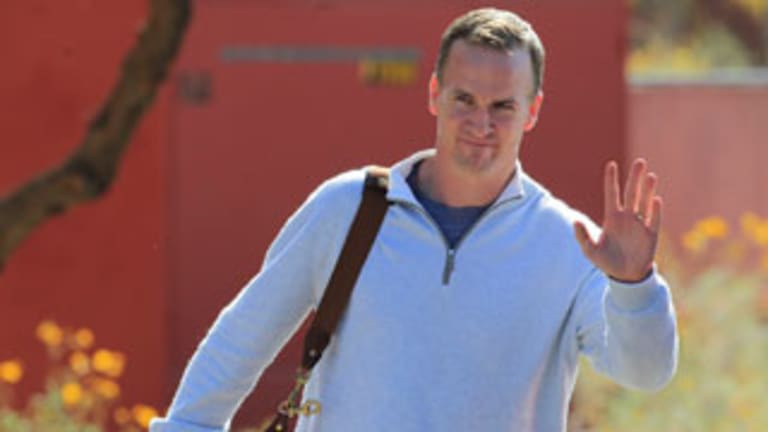 NFL's Peyton Manning Wants to Make Buying Insurance Sexy