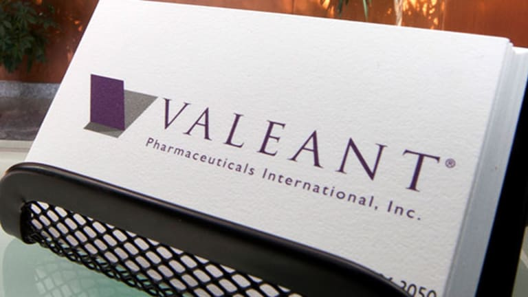 Greenberg: Valeant's $150 Billion 'Mistake'
