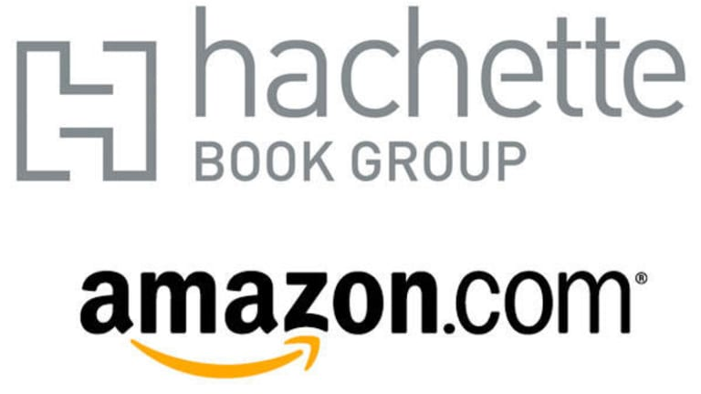Hachette's Problems Deepen as Simon & Schuster Inks Amazon Deal