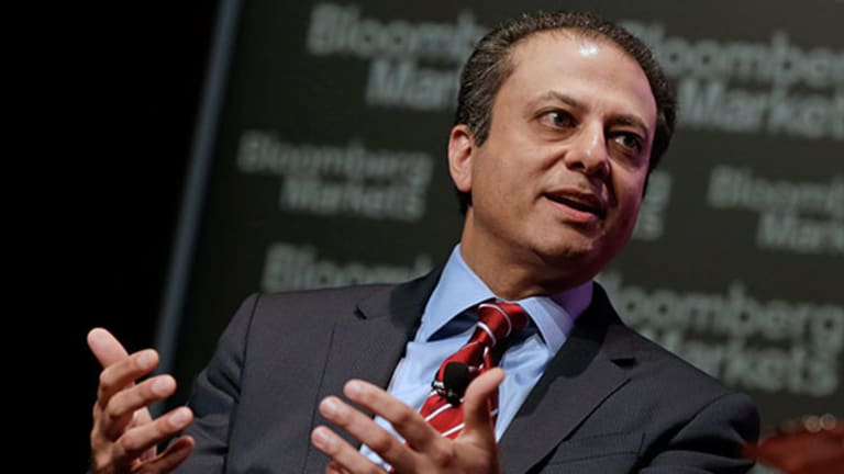 Preet Bharara Tells Why Wall Street Executives Aren't in Jail Over Crisis
