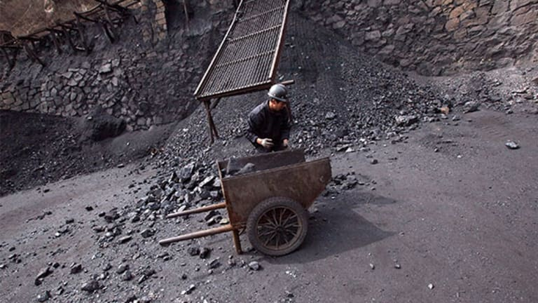 Peabody Faces Risk From 'Peaking' Coal Demand in China