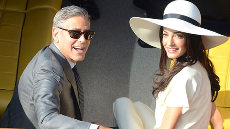 Clooney, Brad and Angelina: Is a $3 Million Wedding Gift Too Much?