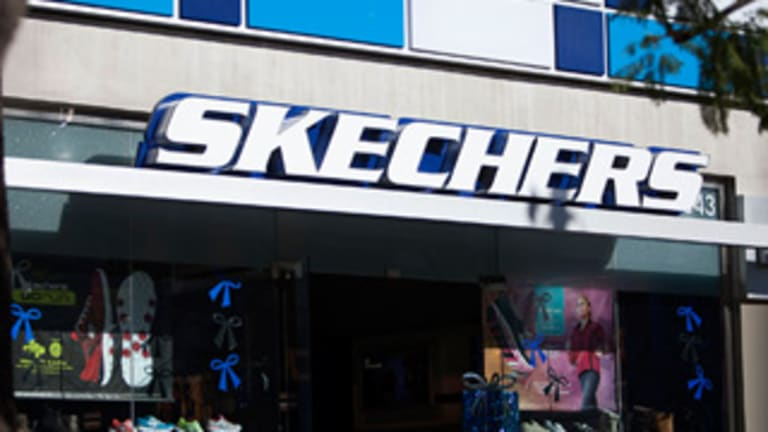 Look at Skechers Run! A 'Tarnished' Brand Makes a Comeback