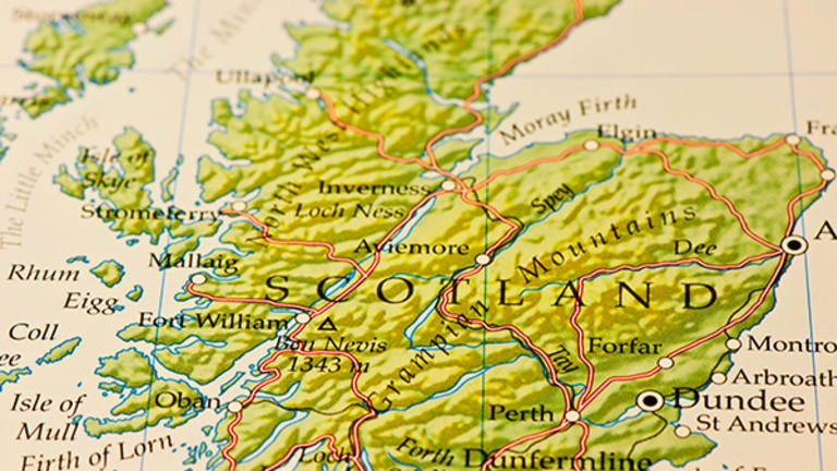 Sovereign Scotland Would Hurt Its Economy, but England Shouldn't Care