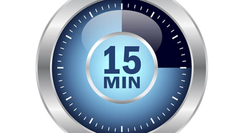 15 Minutes of Every Hour Meeting Are a Waste of Time