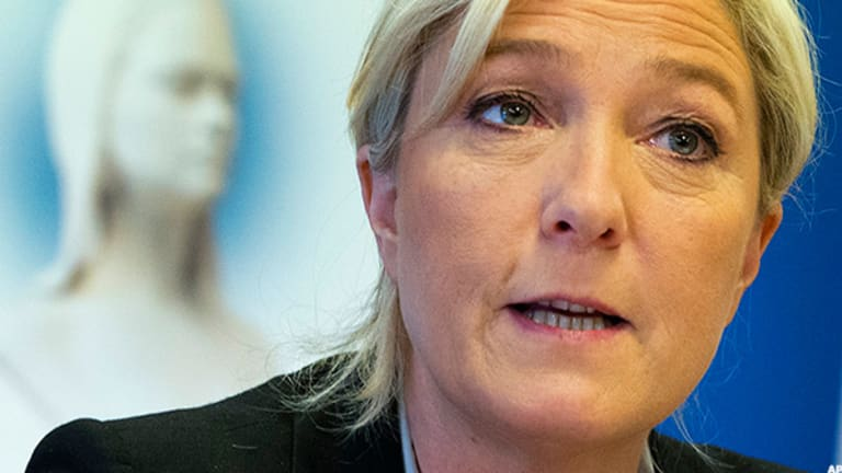 Le Pen Victory Hurts Chances for GE, Alstom Deal