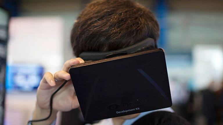 Facebook and Oculus Aren't Just About Games
