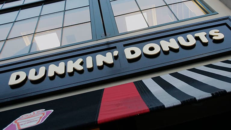 Dunkin' Donuts Has Plans to Add a Jolt to Slowing Sales