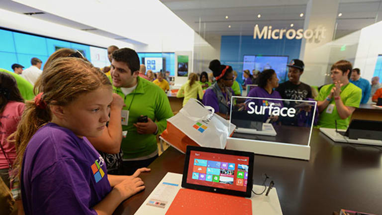 Has Microsoft Created the Apple Store of the Future?