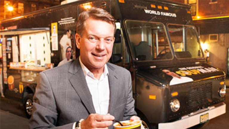 Exclusive Interview: Soupman CEO Says There's Plenty of Soup For You