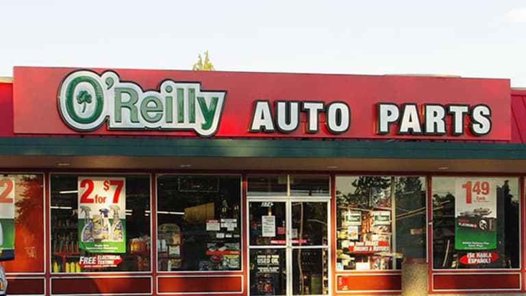 Jim Cramer's Five Best Stock Picks for the Auto Parts Sector