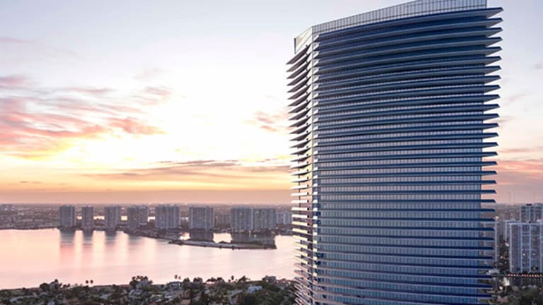 For Armani Building in Florida, Giorgio Decided Every Detail