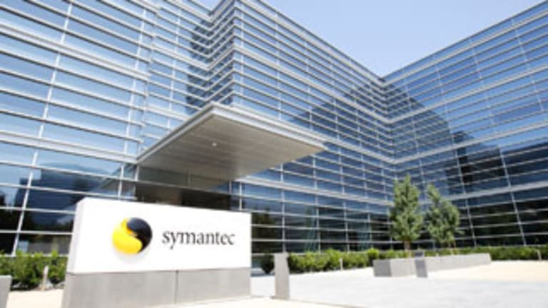 Cyber Security Giant Symantec Sacks CEO -- and Shares Are On Sale