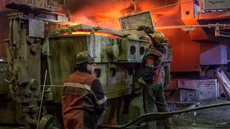 Stephanie Link: Casting My Eye on Industrials
