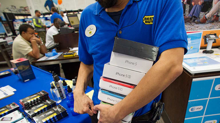 Best Buy Offering Apple iPhone 5s For $1