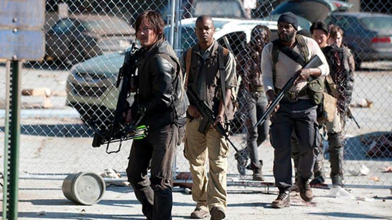 'Walking Dead' is Devouring Our Airwaves