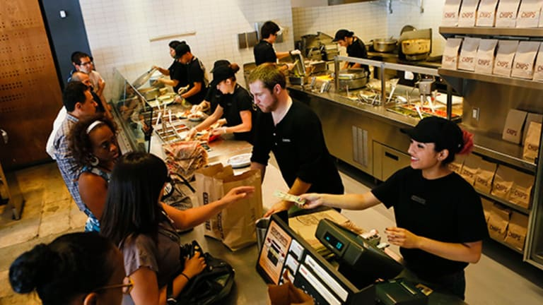 3 Reasons Chipotle Will Have a Hard Time Repeating Its Success Next Year