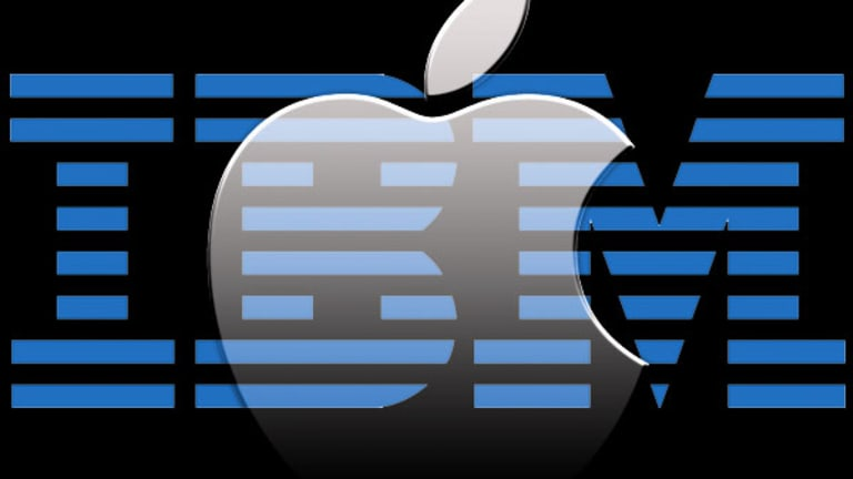 How Apple's Big Deal With IBM Hurts BlackBerry and Microsoft