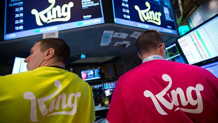 King Digital's Tiny Troubles
