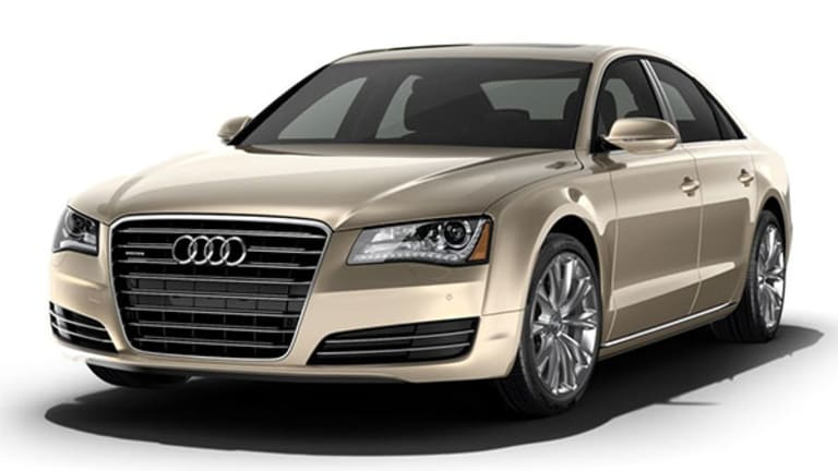 Audi '15 A8 Is a 868-Mile-Range Tesla-Killer, and Diesel Is the Secret