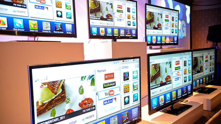 Why Smart TV Shipments Are Growing