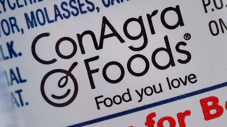ConAgra Plan to Exit Private Label Food Business Boosts Shares