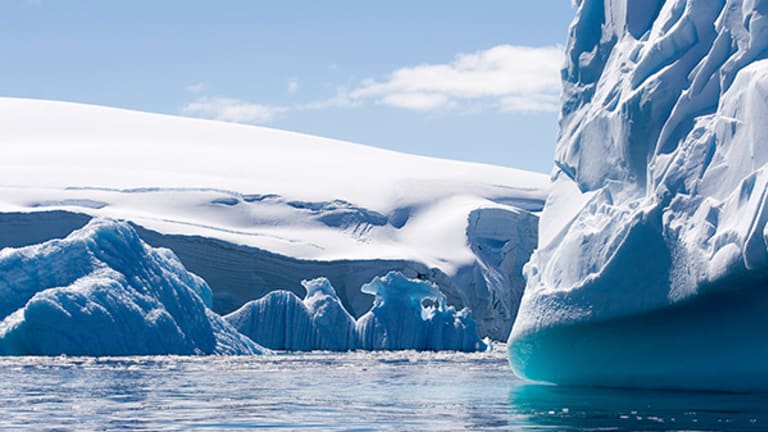 Antarctic Ice Melt Will Raise Sea Levels, Swamp Cities